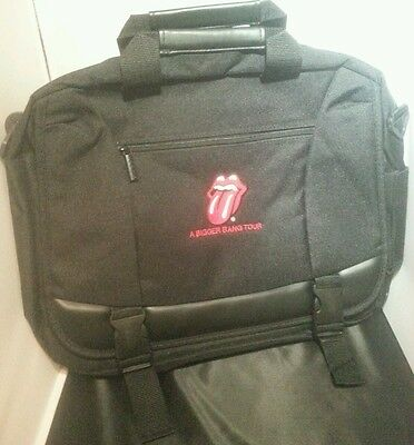 """Rolling Stones Tour Bag. 20""""  *Official Rolling Stone Merchandise"""