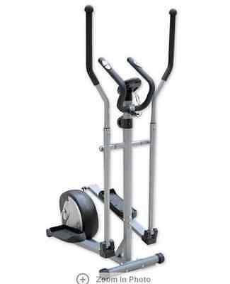 Elliptical Cross Trainer Bicycle Bike Step Machine Home Gym Exercise Fitness