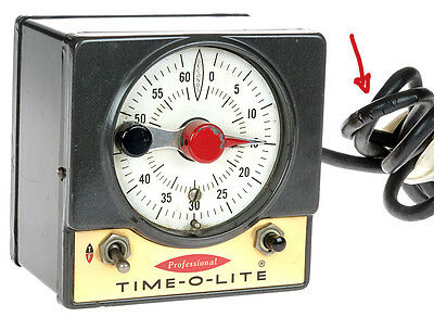 Professional Time-O-Lite Darkrom Timer - Working fine - Deal!