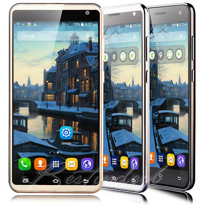 "6"" Unlocked Smartphone For AT&T T-Mobile Straight Talk Android 5.1 Cell Phone 3G"