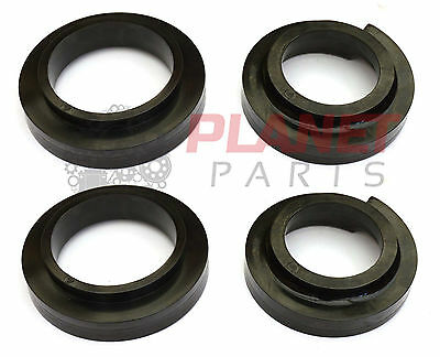 30mm Lift Coil Spacers to suit Nissan GQ GU Y60 Y61 PATROL Kit FRONT REAR 4x4