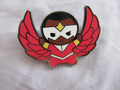Disney Trading Pins 109964 Marvel Kawaii Art Collection Mystery Pouch - Falcon o