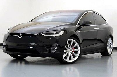 2016 Tesla Model X  16 Tesla Model X P90D Ludicrous Mode 22 Inch Wheels Navigation