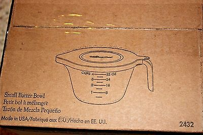The Pampered Chef - New in Box - Sm Batter Bowl # 2432