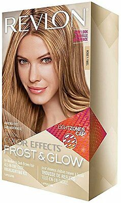 Revlon Colorsilk Color Effects Frost And Glow Highlights Honey