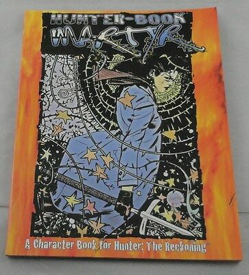 Hunter: The Reckoning RPG Hunter-Book: Martyr character Book WW8109