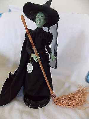 Barbie - Porcelain - Wizard Of Oz - Wicked Witch - Timeless Treasures