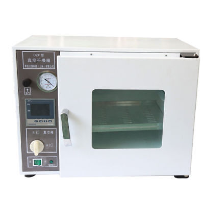 DZF 6020A Vacuum Drying Box Vacuum Oven Constant Temperature Drying Box 220V