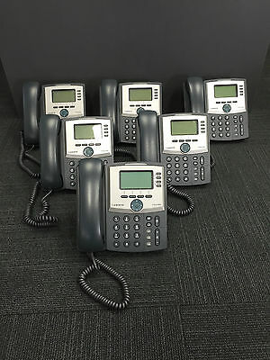Linksys Cisco SPA942 4-line IP Phone with 2-port Switch - 6 AVAILABLE