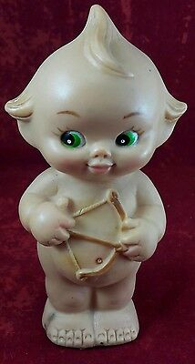 vintage kewpie doll,vinilos romay mexican toy,soft vinil,squeeze doll