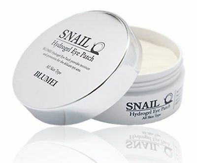 [BLUMEI] Snail Hydrogel Eye Patch - 90g (1.5g x 60sheets)