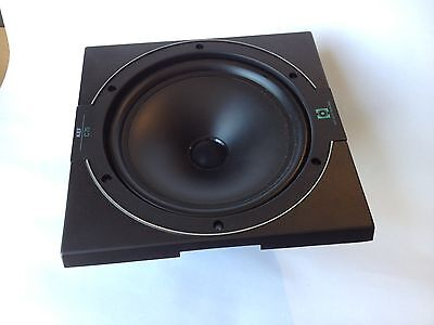 KEF C75 complete drive unit. Fully working bass and Uni-Q tweeter.