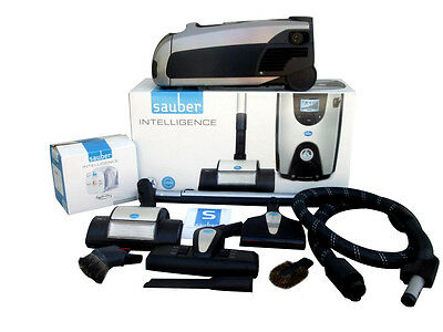 Sauber Intelligence SI-200 Bagged Vacuum Cleaner + Accessories + Warranty