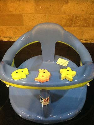 *Aquababy* Thermobaby  Bath Seat w/Suction Cups