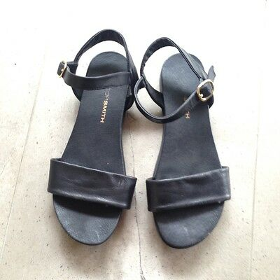 Windsor Smith women's black sandals size 8
