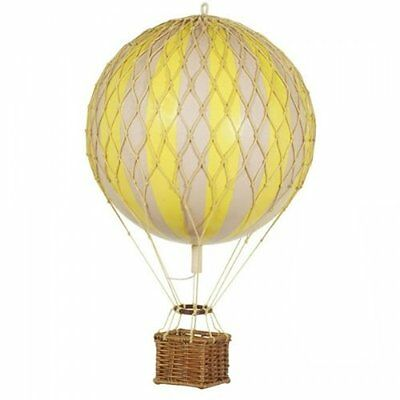 Floating the Skies Hot Air Balloon Replica Color Authentic Models Decor New