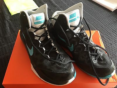 Men's Nike Zoom Without A Doubt Basketball Shoes Size 8.5