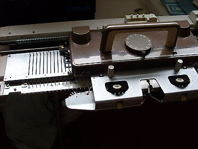 Knitmaster Sk155 Chunky Punchcard Knitting Machine - Collection Only