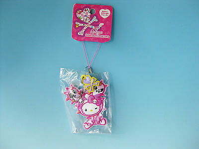 Genuine HELLO KITTY Tokidoki Netsuke Charm Mirror SANRIO Japan Gentei Kawaii New