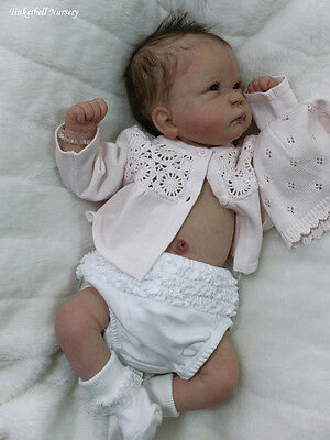 LILY KIT by Linda Murray Reborn Doll Puppen Bausatz (con torso e body)