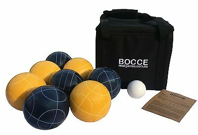 8 Bocce in Carry Bag - BY