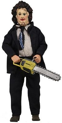 NECA Texas Chainsaw Massacre - Leatherface Retro Clothed Action Figure 20cm