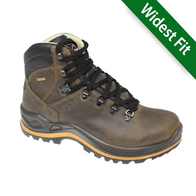 Grisport Aztec Crazy Horse Leather Hiking Walking Boot Wide Fitting