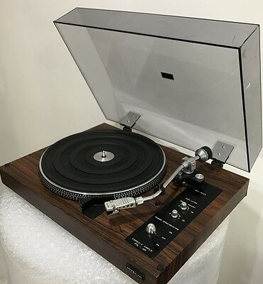 1970's Hitachi PS-38 Direct Drive Record Player/Turntable - WORKING ORDER!