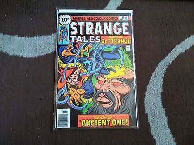 Strange Tales featuring Dr Strange issue 186