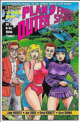 Eternity Comics - Plan 9 From Outer Space - #2 of 3 Feb 1991