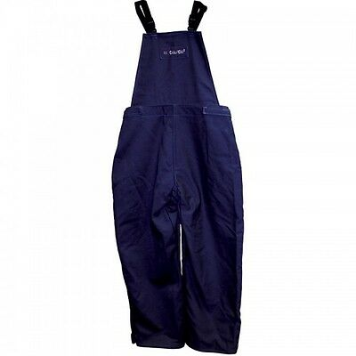 Salisbury Electrical Safety ACB1130BLXL Flash Bib Overalls Blue XL