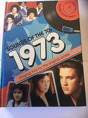 Various Artist : Sounds Of The 70's   1973  Booklet   3Cd's