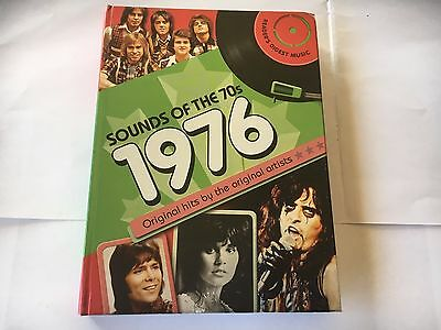 Various Artist : Sounds Of The 70's    1976   Booklet  3Cd's