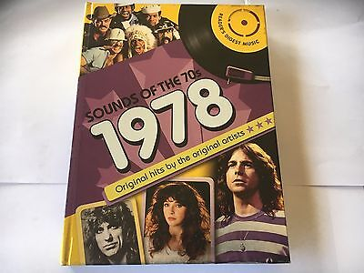 Various Artist : Sounds Of The 70's   1978   Booklet   3Cd's