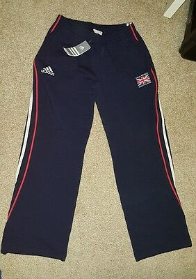 Great Britain Athletics Team jogging bottoms Team GB