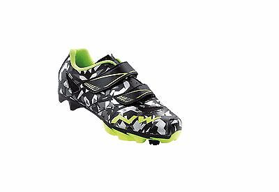 Scarpe NORTHWAVE Mtb HAMMER JUNIOR Camo/Yellow Fluo/SHOES NORTHWAVE MTB HAMMER