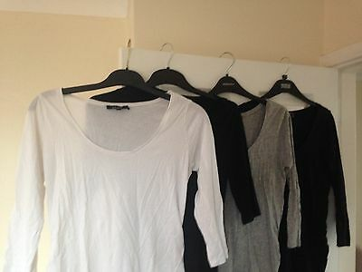 Size 10 Maternity Tops Dorothy Perkins & New Look Bundle