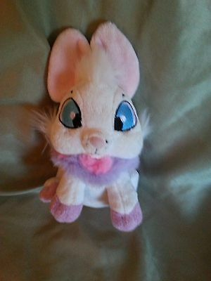Neopets Baby Cybunny Plushie 2006