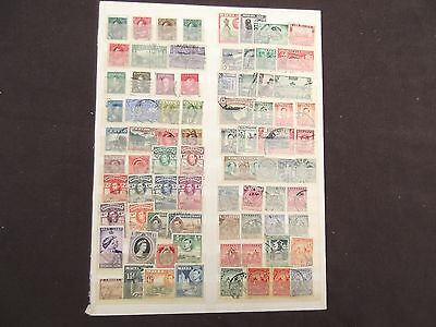 British Commonwealth - Various Mint and Used Stamps (43)