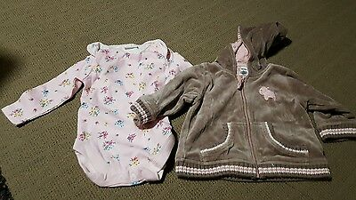 BABY GIRL CLOTHES - SIZE 6-9 months - BULK LOT