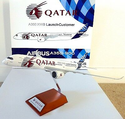 JC Wings Qatar A350 Die-cast model Aircraft 1/200 Scale
