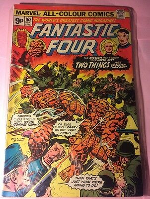 Fantastic Four Vol 1 # 162 VG