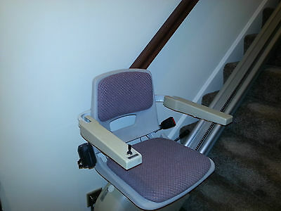 Acorn Stairlift - suits left handed wall configuration