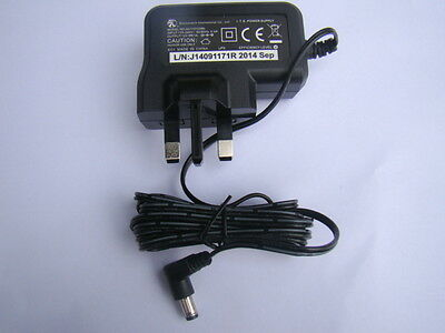 GENUINE YALE  Power Supply Charger for Yale HSA6400 Alarm System