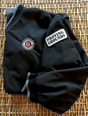 Holloway Packard Motor Cars Proving Grounds Pullover Jacket,  L