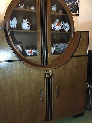 Lovely Art Deco Display Cabinet