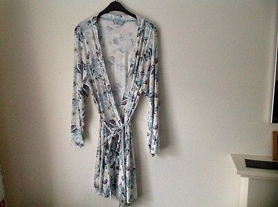 ladies dressing gown size 12/14