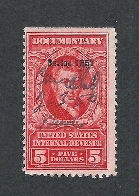 mjstampshobby 1940 US Scott Nr R304 Used VF Cond RARE (Lot1593)
