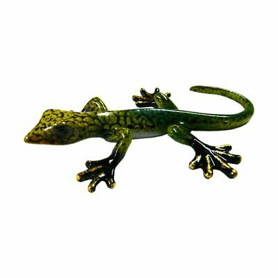 Rainbow Gecko Ornament B