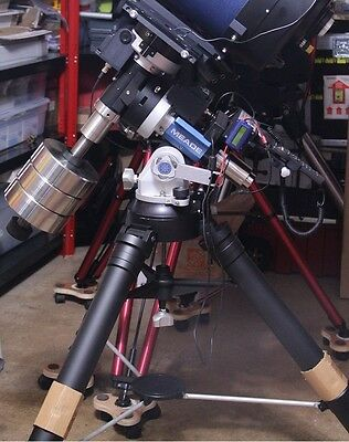 Meade LX850 German Equatorial Mount with StarLock and Tripod - complete